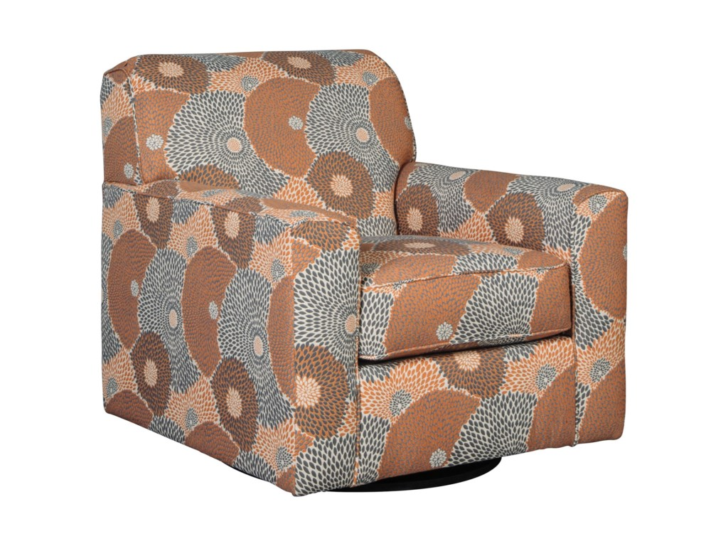 Ashley (Signature Design) BenissaSwivel Accent Chair
