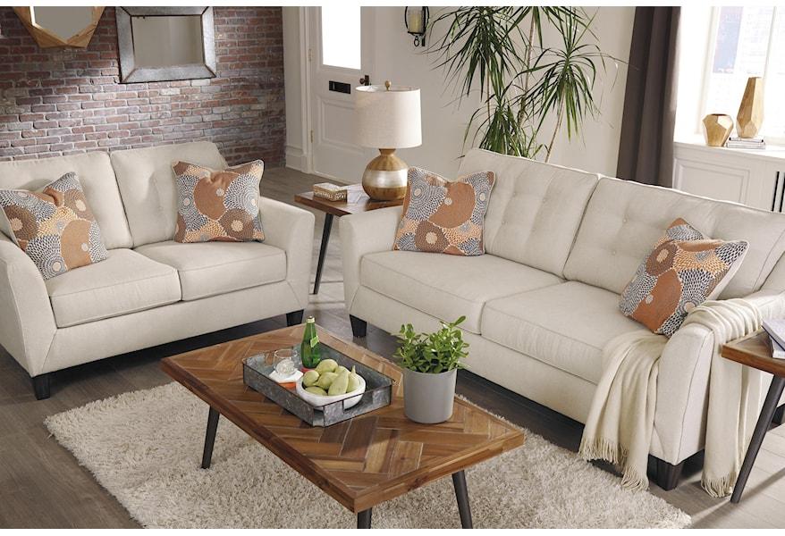 Benissa 6-Piece Living Room Set