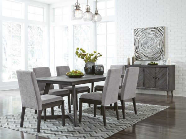Benchcraft Besteneer Formal Dining Room Group