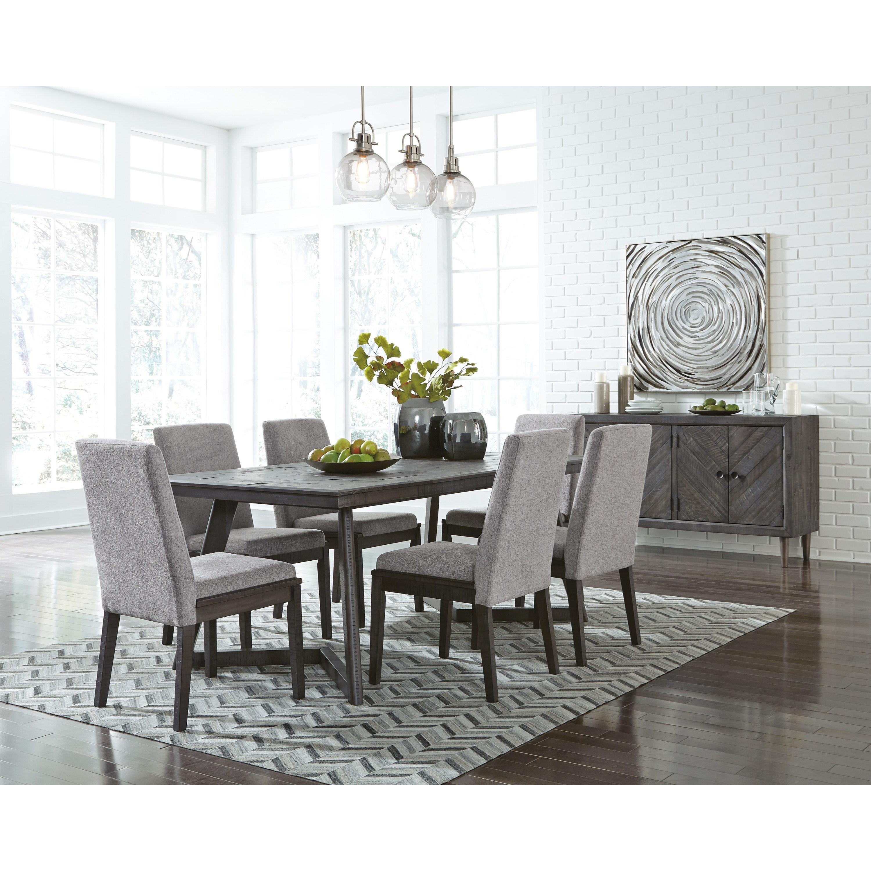 Wonderful Besteneer Formal Dining Room Group
