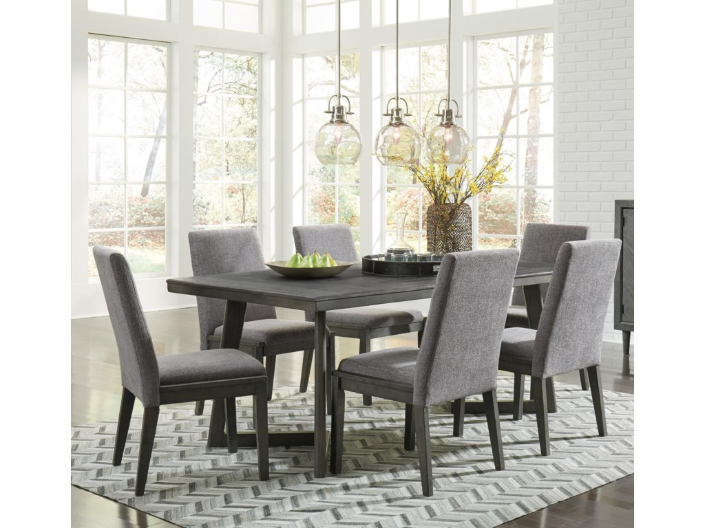 Signature Design by Ashley BesteneerSeven Piece Dining Set