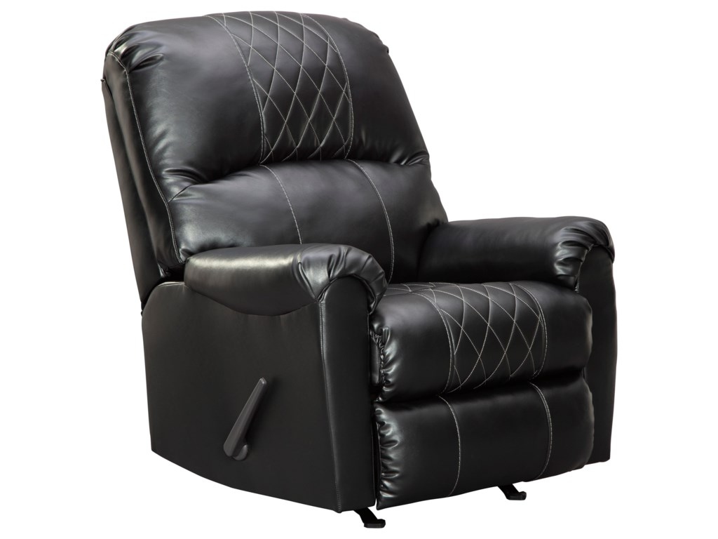 Signature Design by Ashley BetrilloRocker Recliner