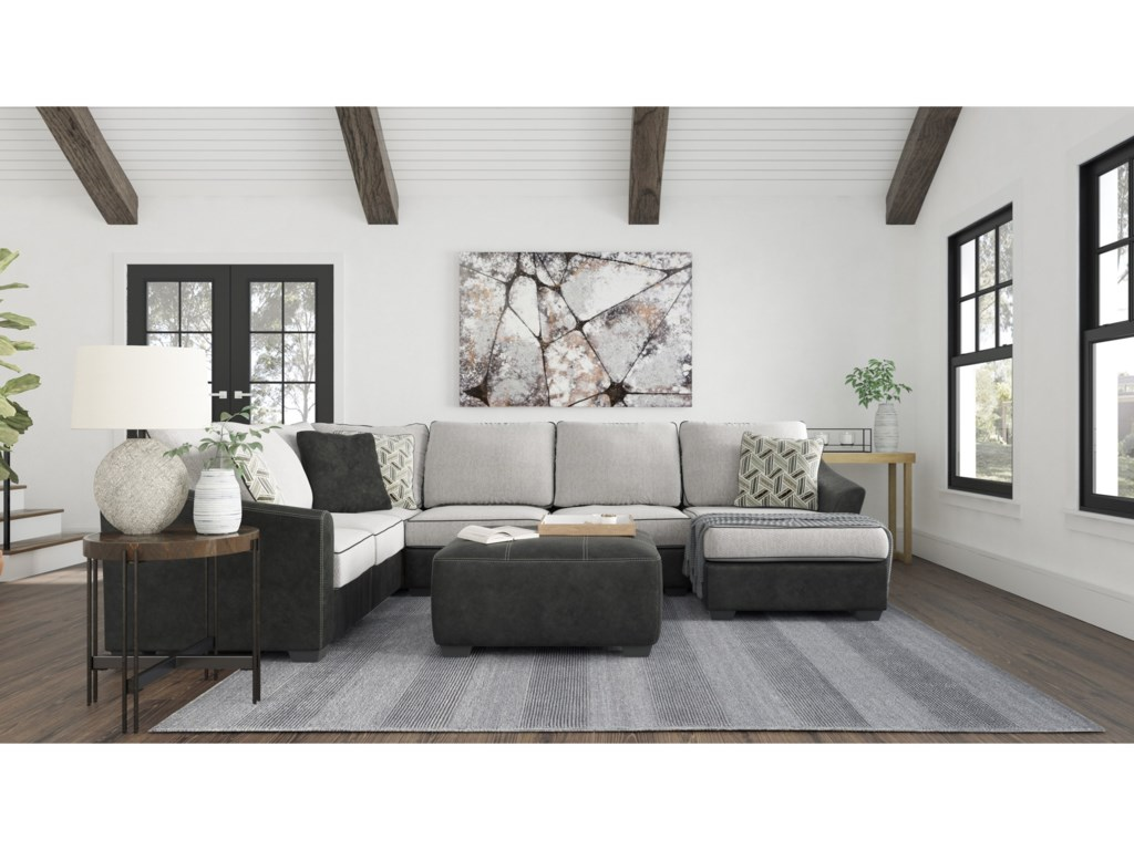 Signature Design by Ashley BilgrayLiving Room Group