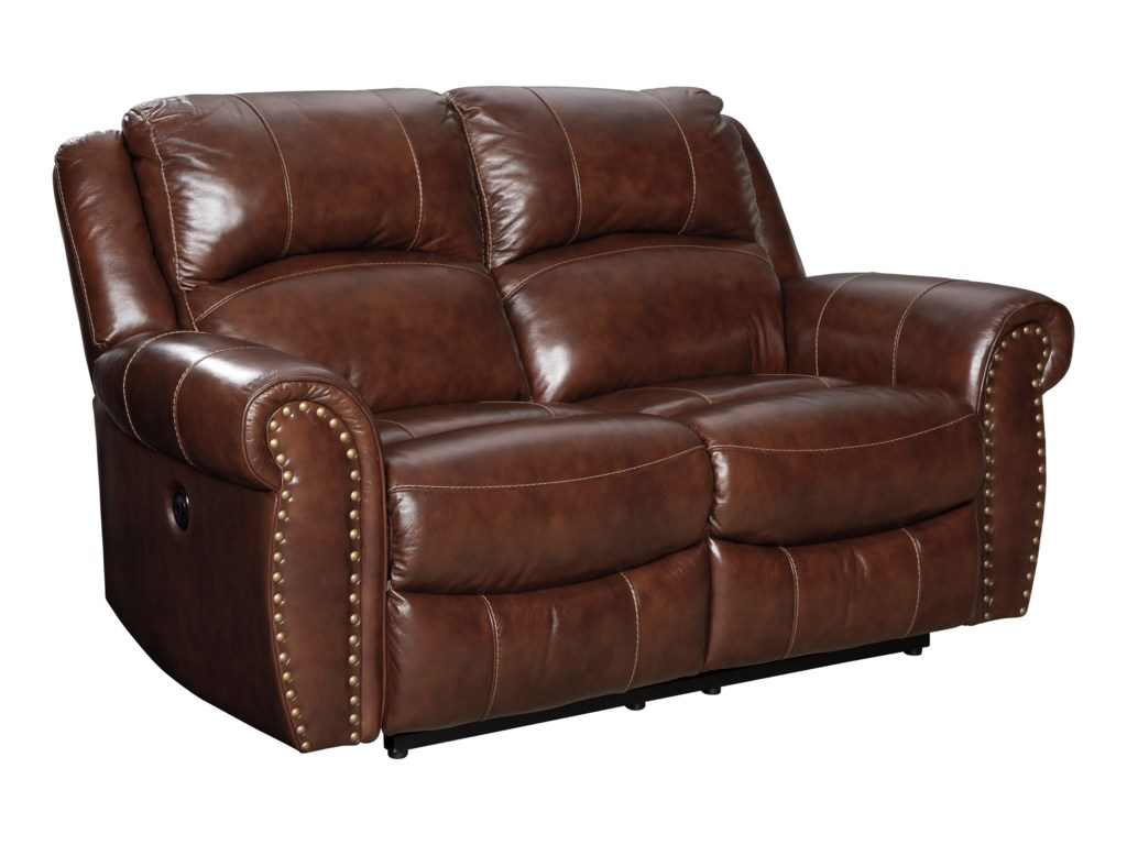 Ashley (Signature Design) BingenReclining Loveseat