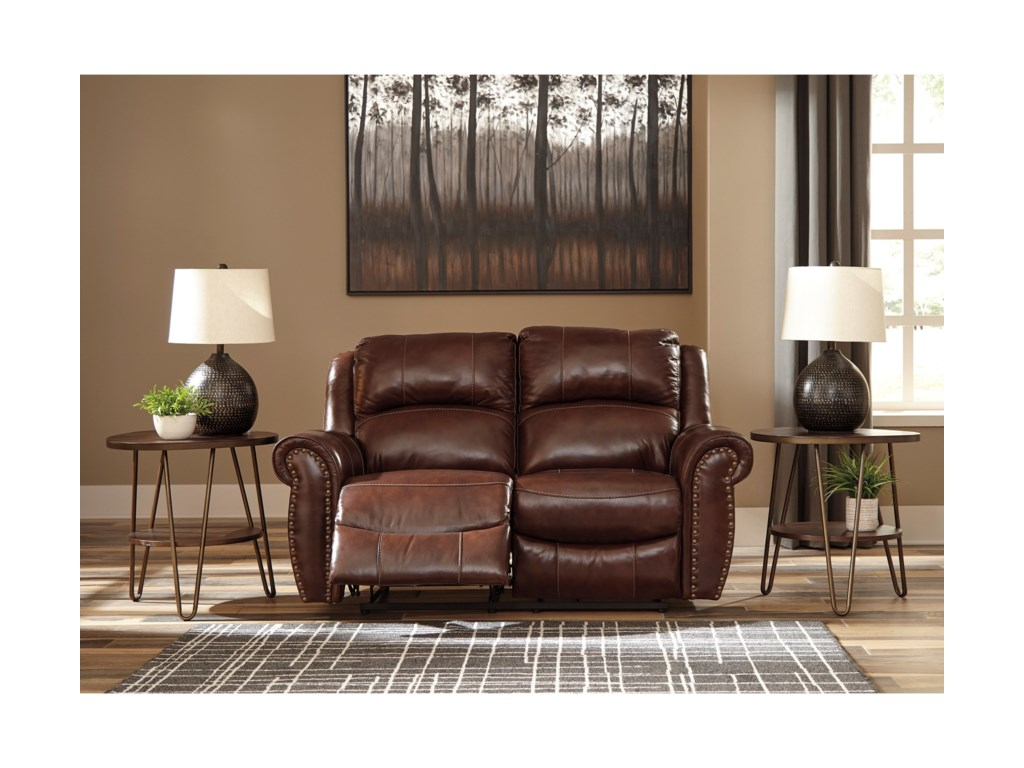 Signature Design by Ashley BingenPower Reclining Loveseat
