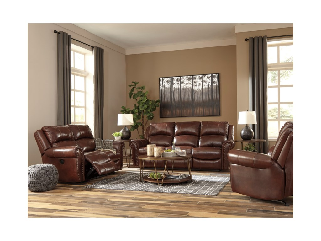 Ashley (Signature Design) BingenPower Reclining Sofa