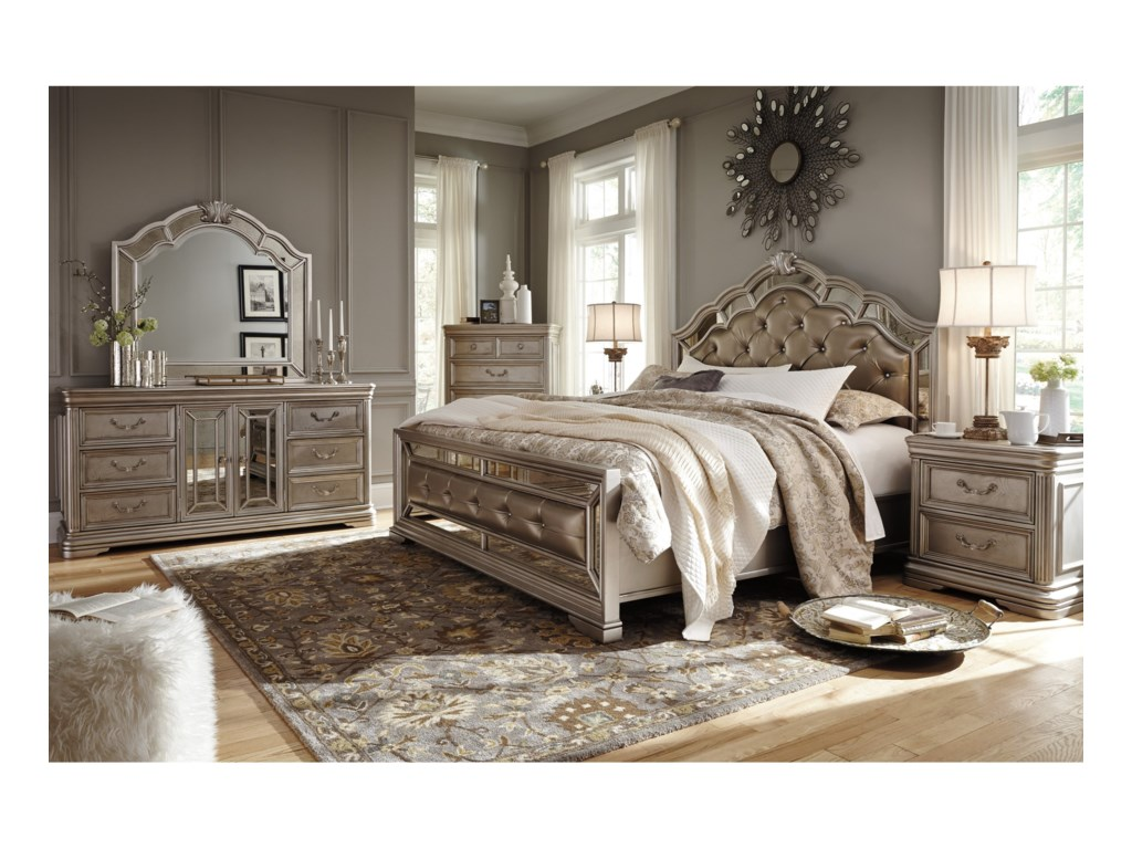Signature Design by Ashley BirlannyKing Bedroom Group