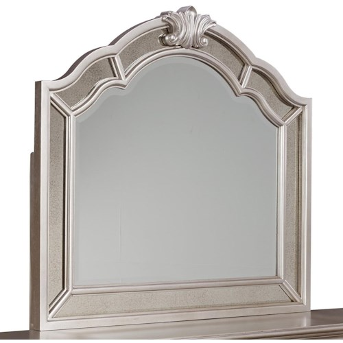 Signature Design by Ashley Birlanny Bedroom Mirror with Mirror Panels
