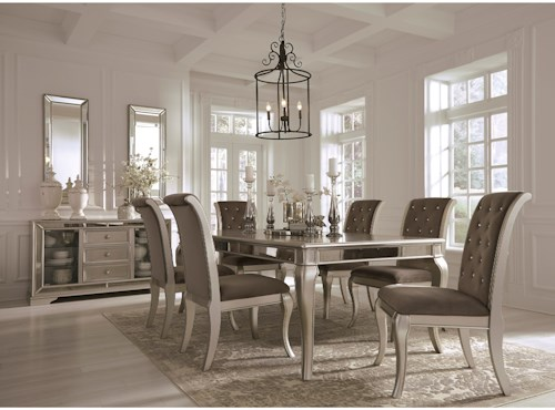 Signature Design by Ashley Birlanny Formal Dining Room Group ...