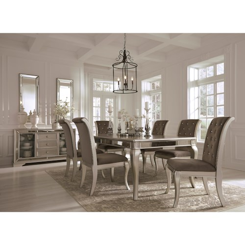 Signature Design by Ashley Birlanny Formal Dining Room Group