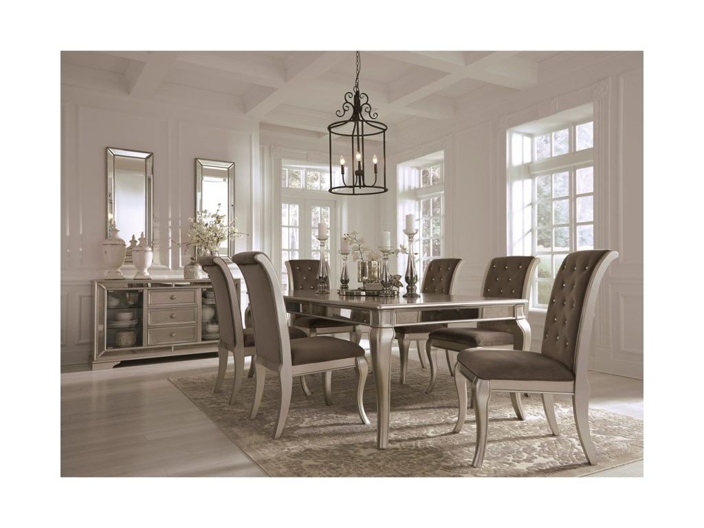 Signature Design by Ashley BirlannyDining Upholstered Side Chair