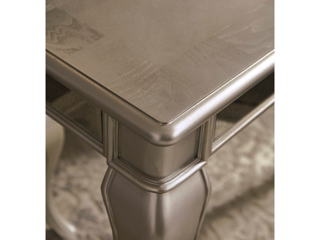 Ashley (Signature Design) Birlanny7-Piece Rectangular Dining Table Set