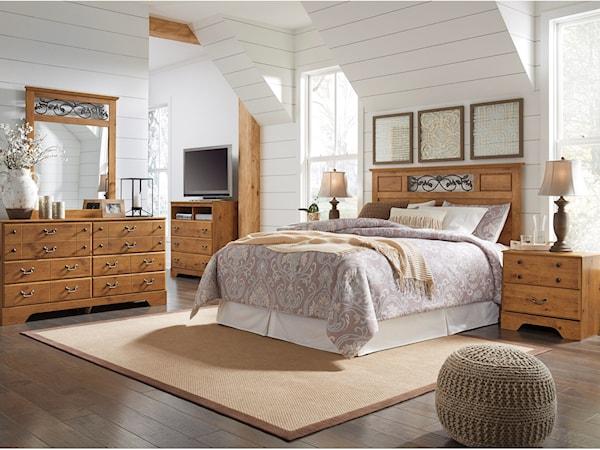 Full/Queen Bedroom Group