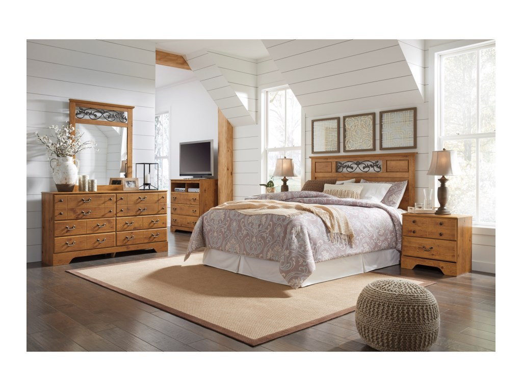 Signature Design by Ashley BittersweetFull/Queen Bedroom Group