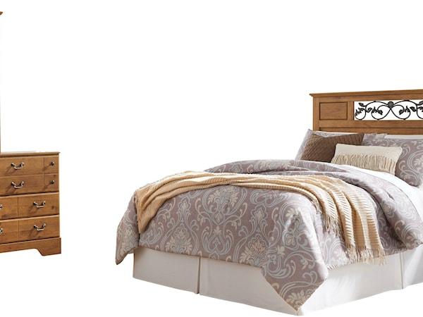 Queen/Full Bedroom Group
