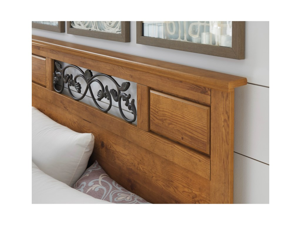 Signature Design by Ashley BittersweetFull/Queen Panel Headboard