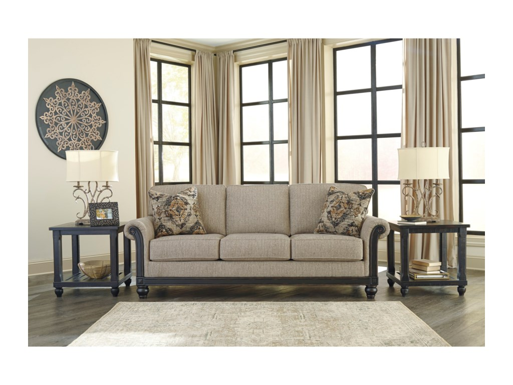 Ashley (Signature Design) BlackwoodSofa