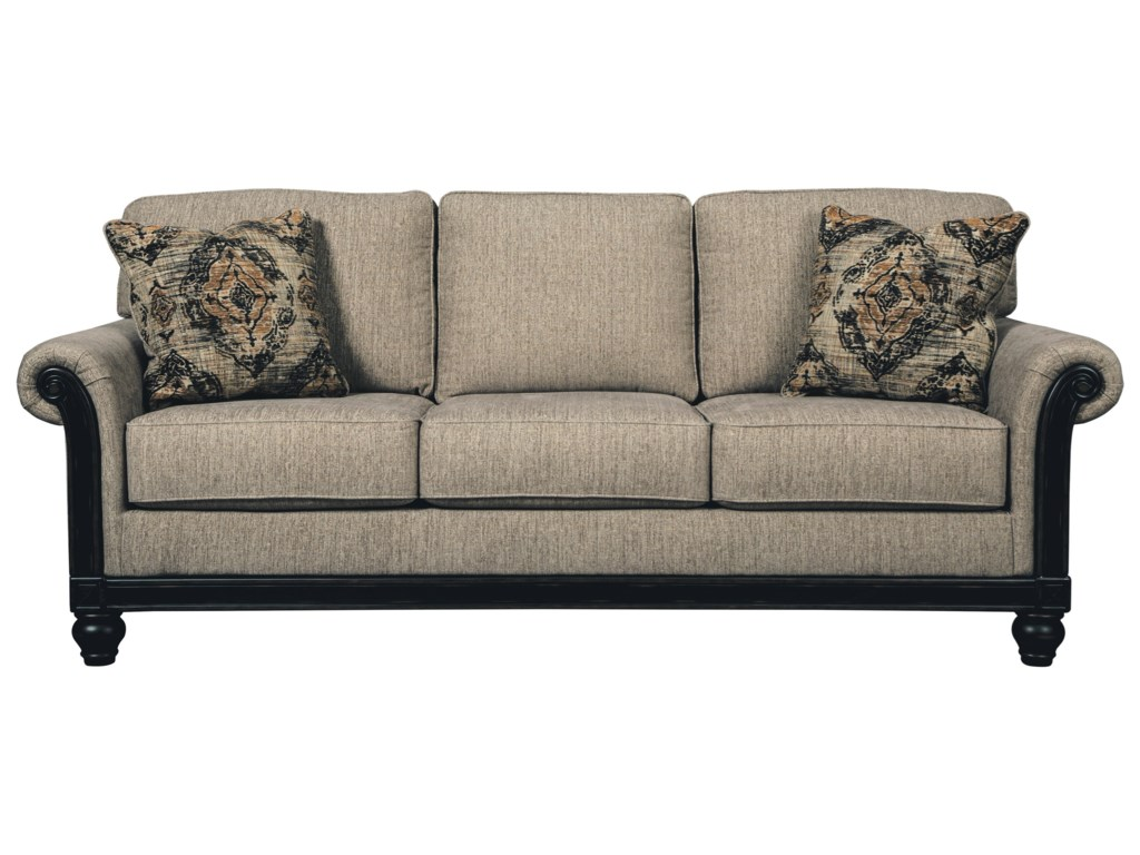 Signature Design by Ashley BlackwoodQueen Sofa Sleeper