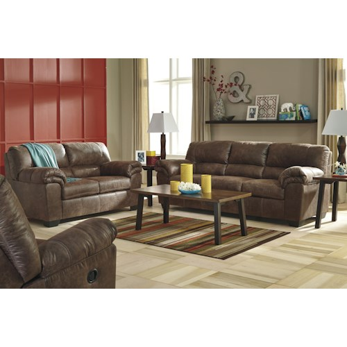 Signature Design By Ashley Bladen Stationary Living Room Group Turk Furniture Stationary