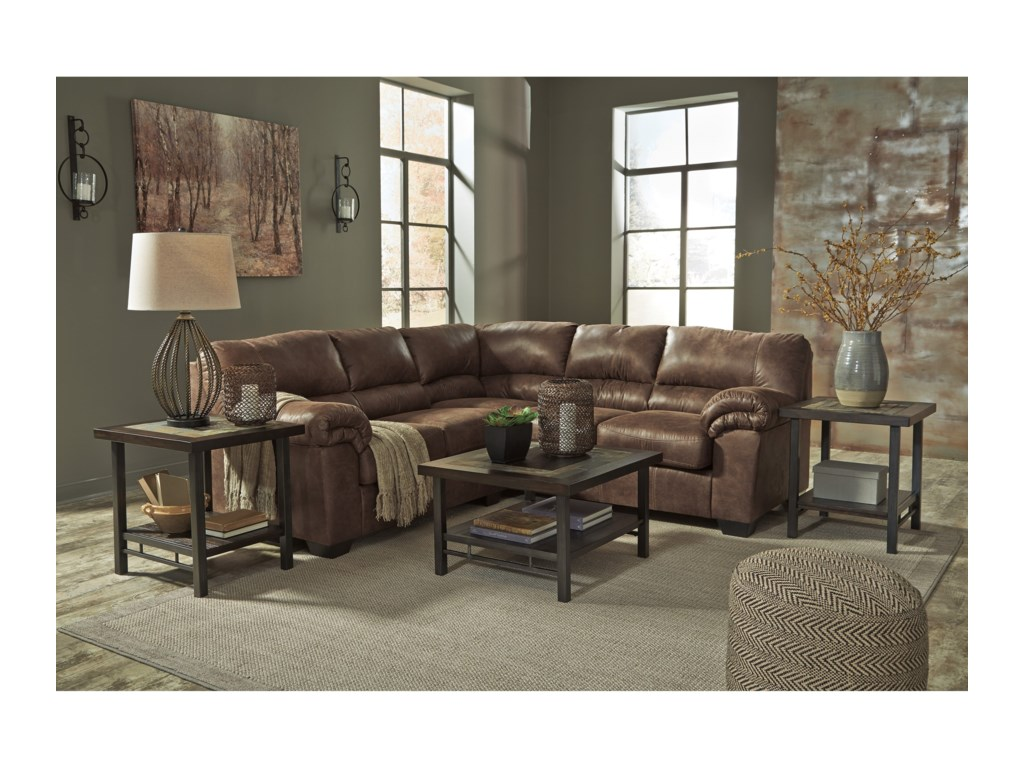 Ashley (Signature Design) Bladen2-Piece Sectional
