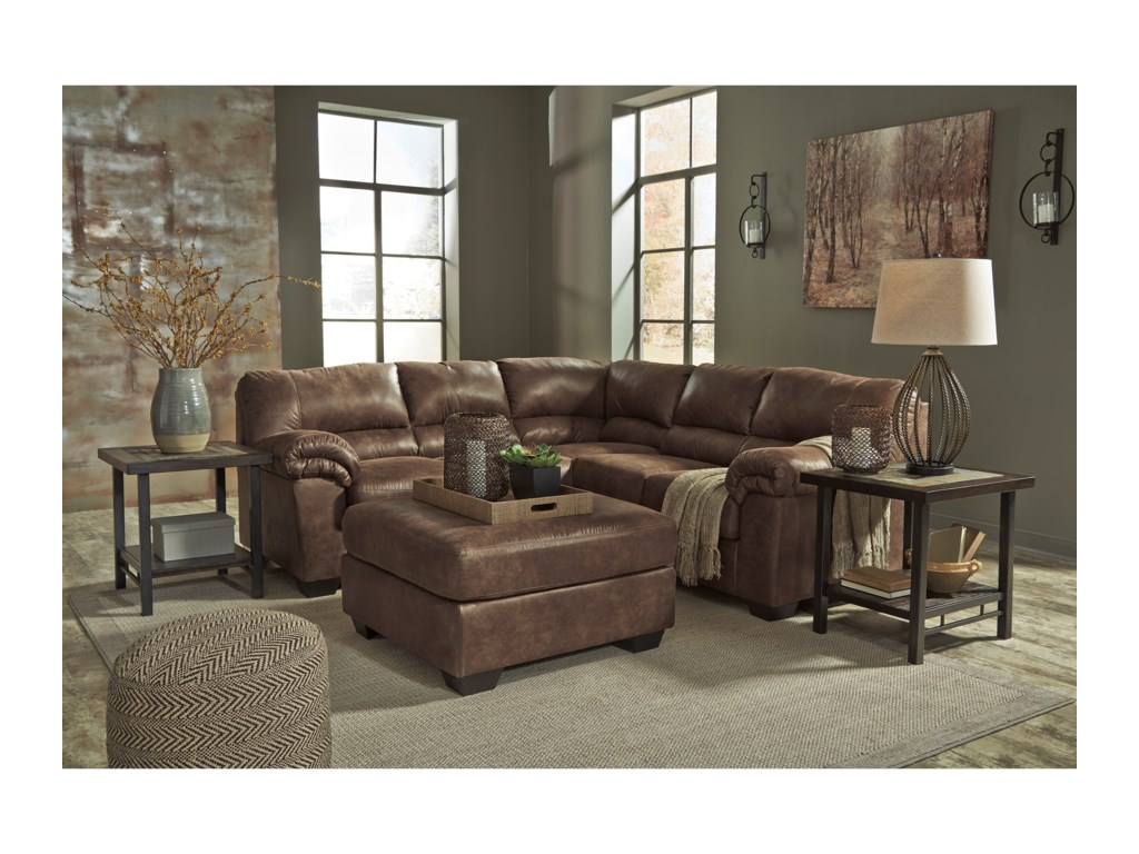 Signature Design by Ashley BladenTwo-Piece Sectional