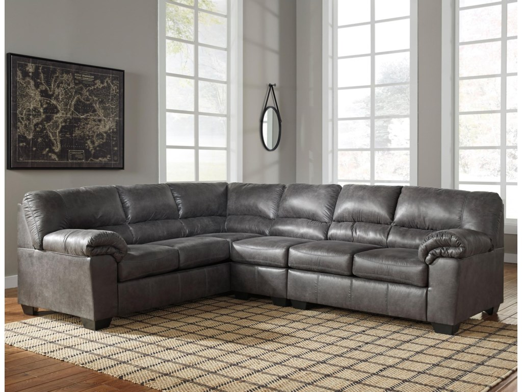 Ashley (Signature Design) Bladen3-Piece Sectional
