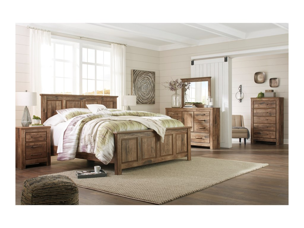 Signature Design by Ashley BlanevilleKing Bedroom Group