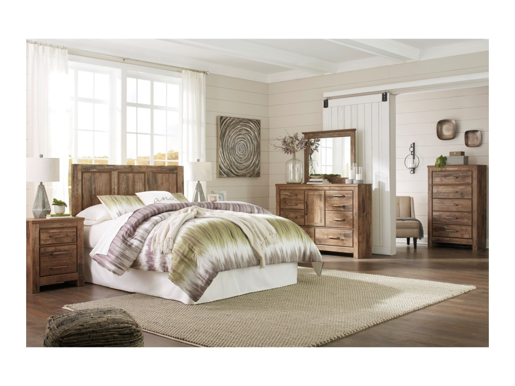 Ashley (Signature Design) BlanevilleQueen Bedroom Group