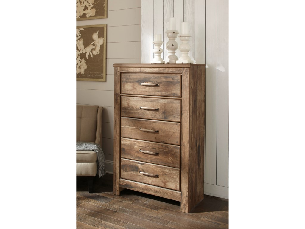 Signature Design by Ashley BlanevilleFive Drawer Chest