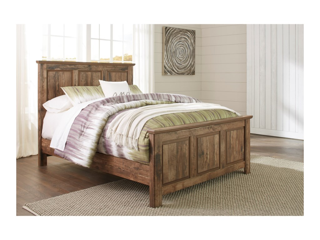 Ashley (Signature Design) BlanevilleQueen Panel Bed