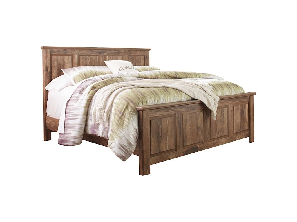 Ashley (Signature Design) BlanevilleKing Panel Bed