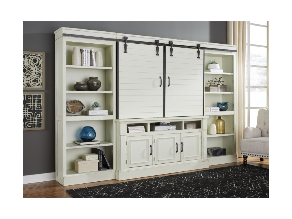 Ashley (Signature Design) Blinton4 Piece Wall Unit