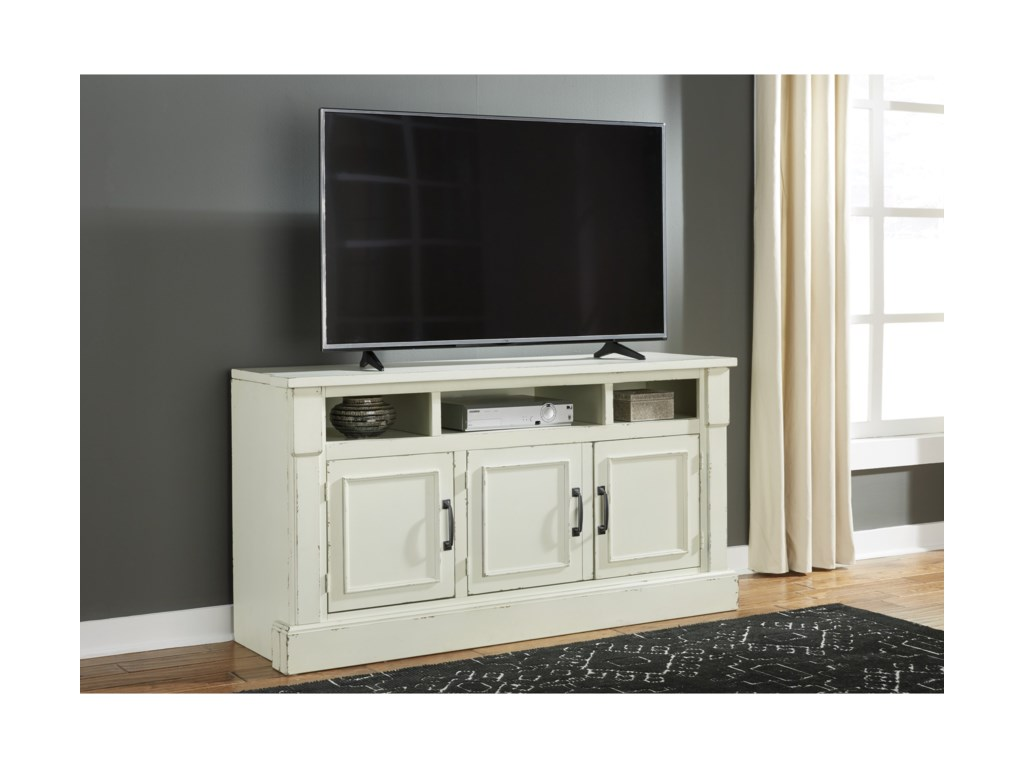 Signature Design by Ashley BlintonTV Stand