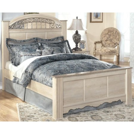 Blissfield Queen Bed