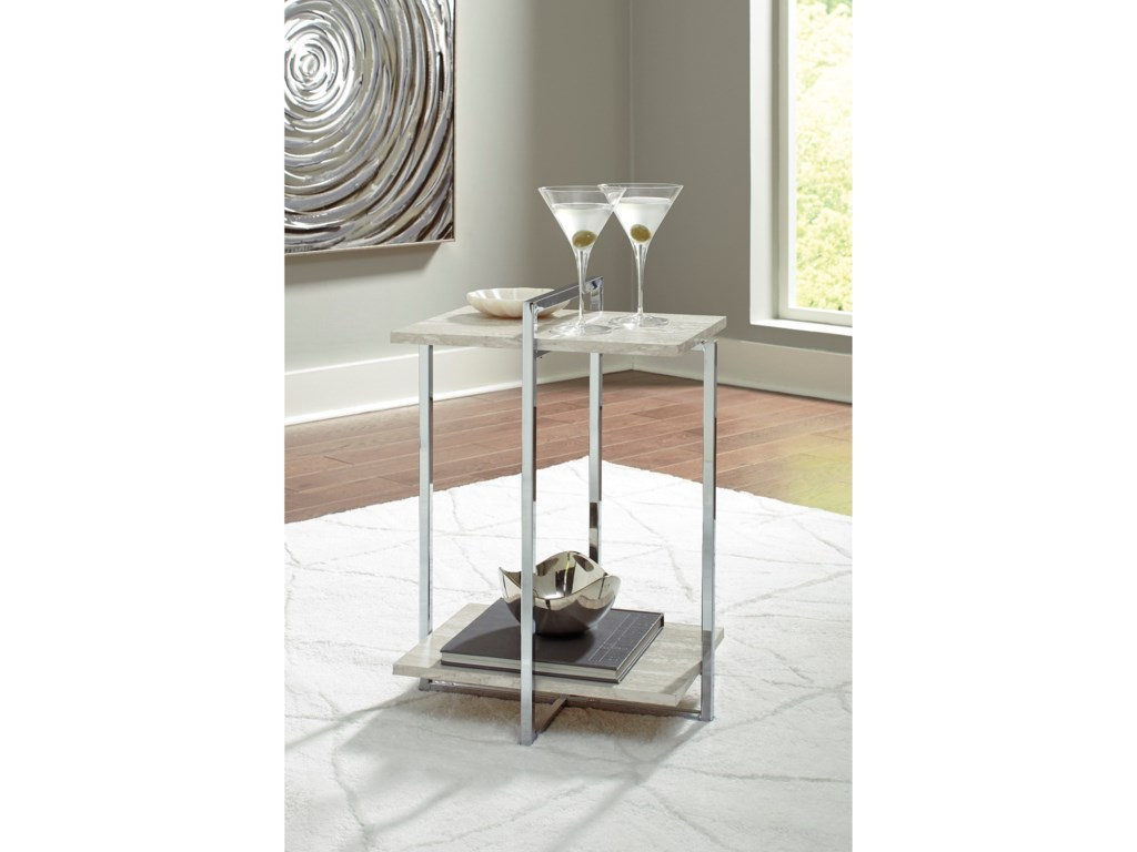Signature Design by Ashley BodalliChairside End Table