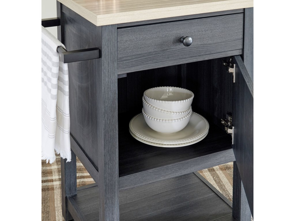 Signature Design by Ashley BoderidgeBar Cart