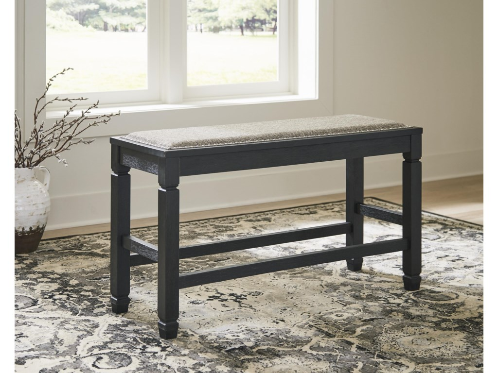 Signature Design by Ashley Tyler CreekUpholstered Dining Room Bench