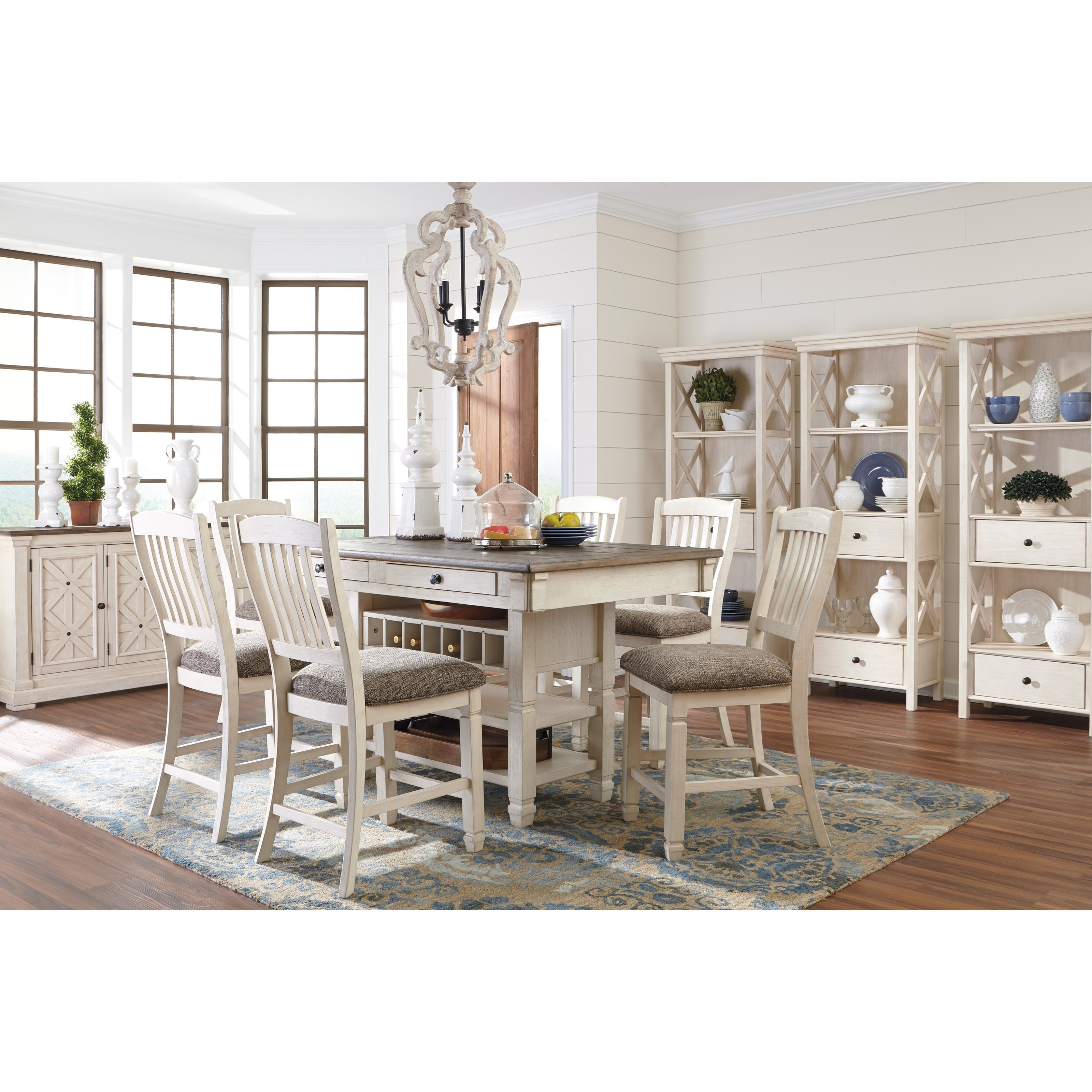 Bolanburg Casual Dining Room Group By Signature Design By Ashley