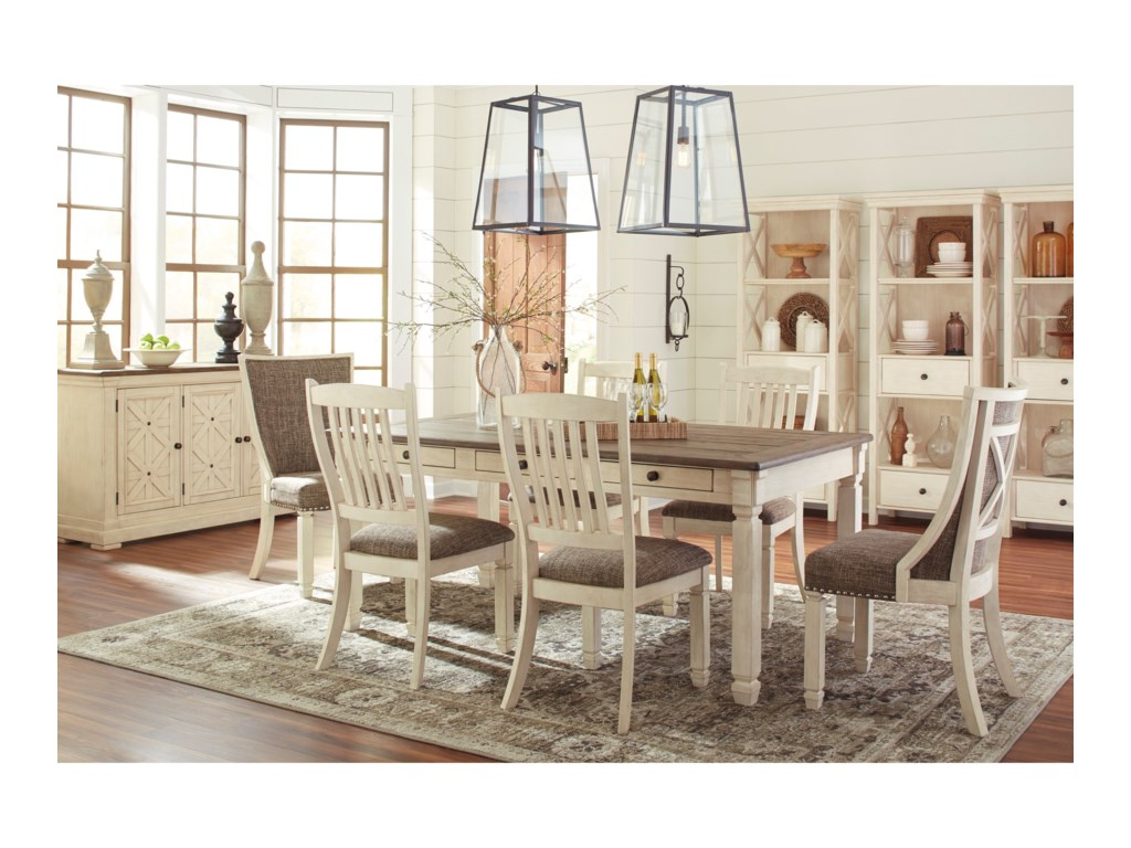 Ashley (Signature Design) BolanburgFormal Dining Room Group