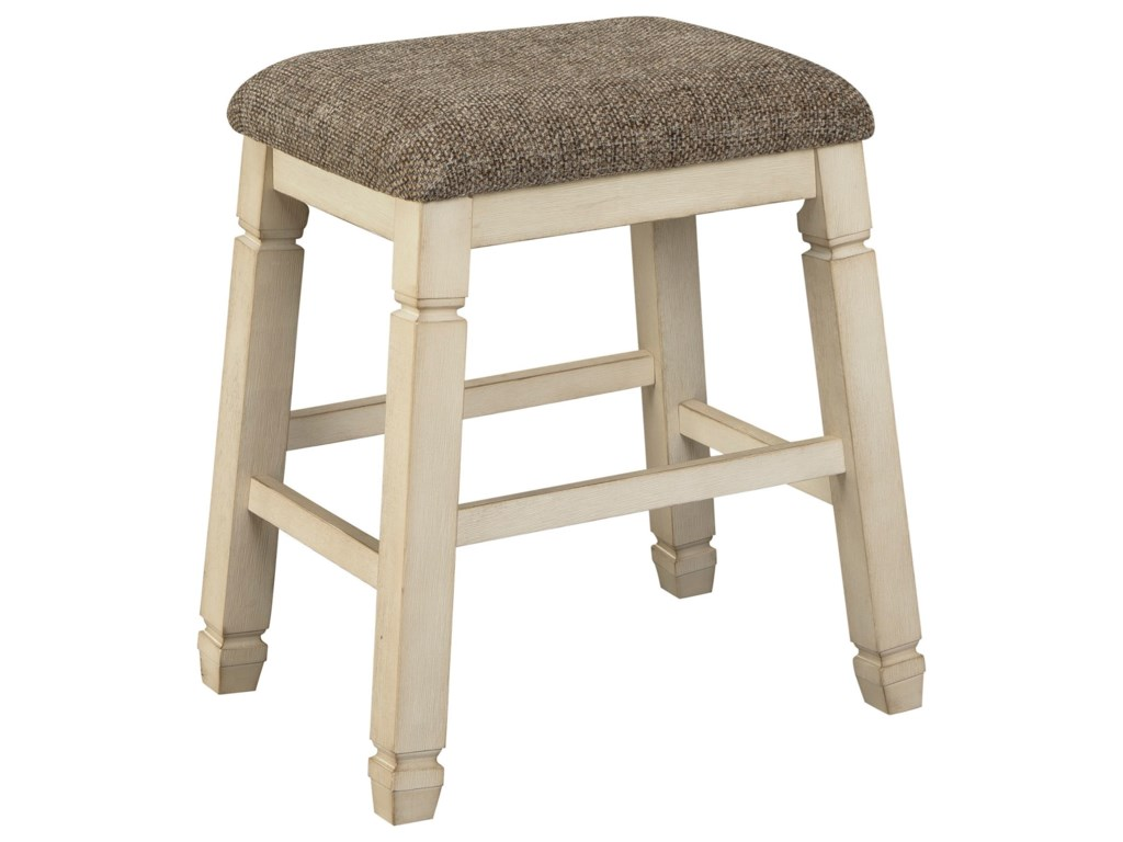 Ashley (Signature Design) BolanburgUpholstered Stool