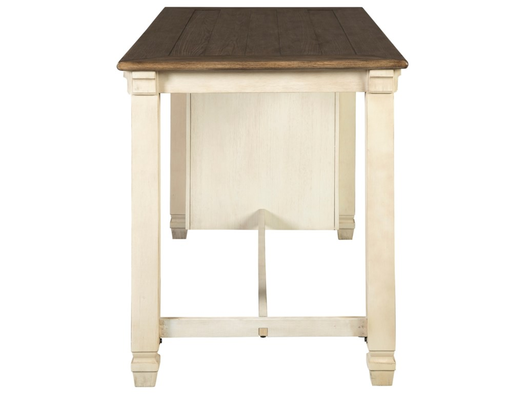 Signature Design by Ashley BolanburgRectangular Dining Room Counter Table