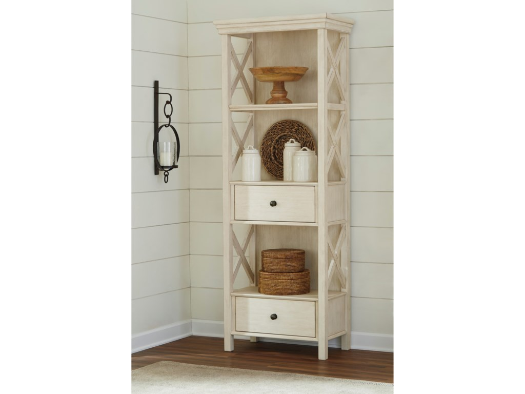 Signature Design BolanburgDisplay Cabinet