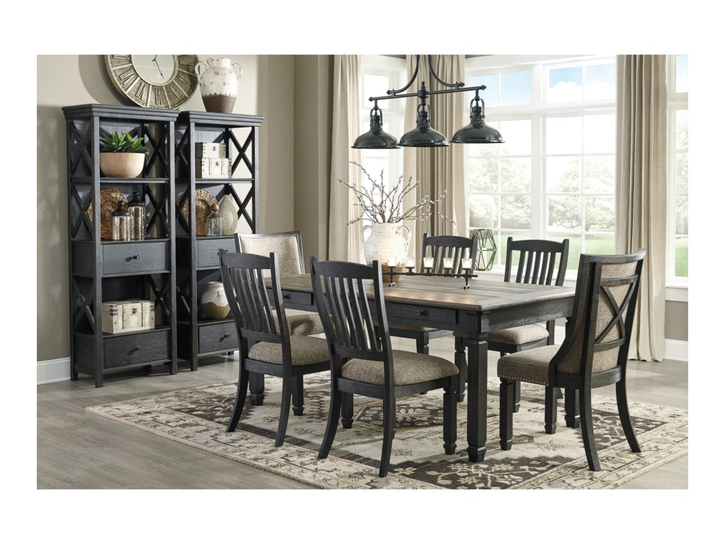 Ashley (Signature Design) Tyler CreekFormal Dining Room Group