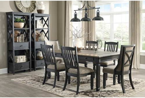 Signature Design by Ashley Tyler Creek Casual Dining Room Group ...