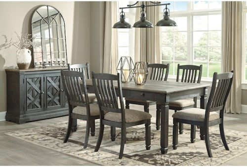 Signature Design By Ashley Tyler Creek Casual Dining Room Group Wayside Furniture Casual
