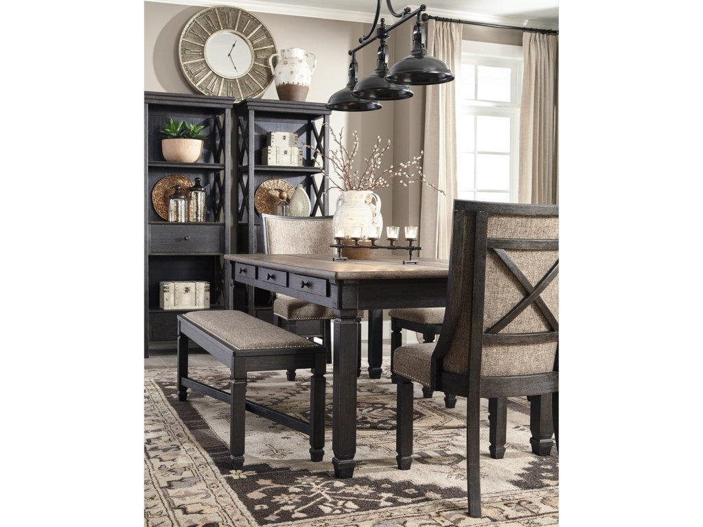 Ashley (Signature Design) Tyler CreekUpholstered Side Chair
