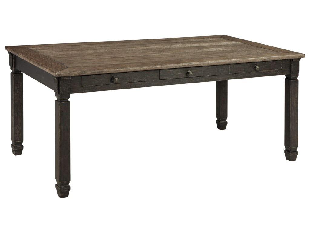 Signature Design by Ashley Tyler CreekRectangular Dining Room Table