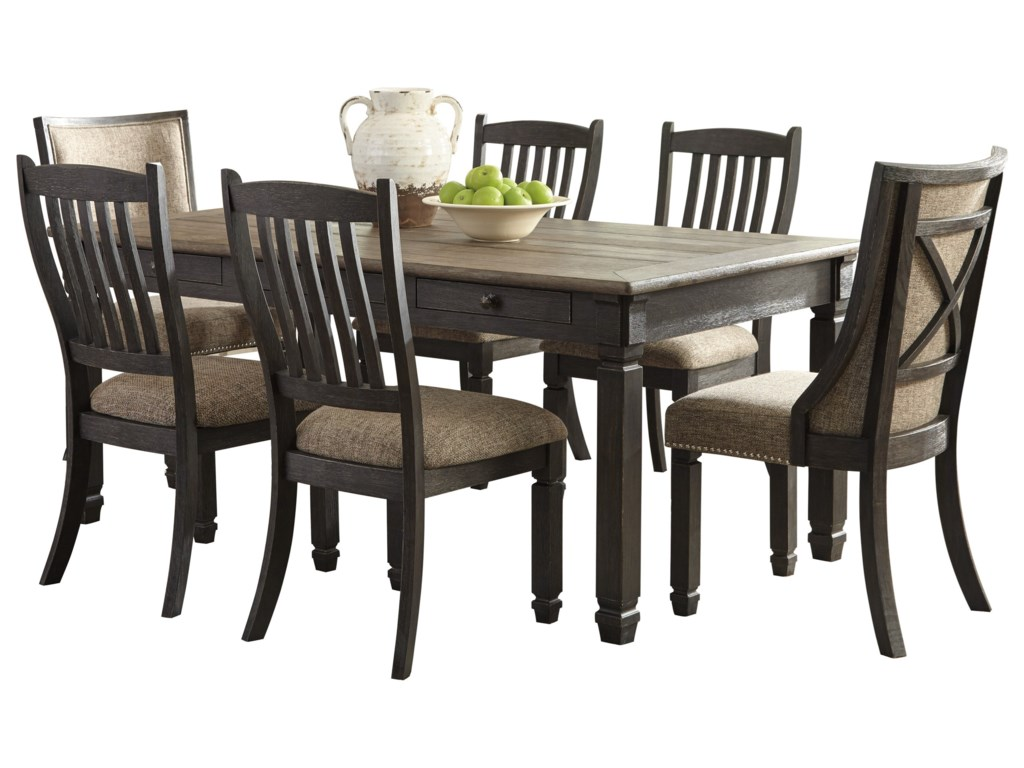 Belfort Select Tyler CreekRectangular Dining Room Table