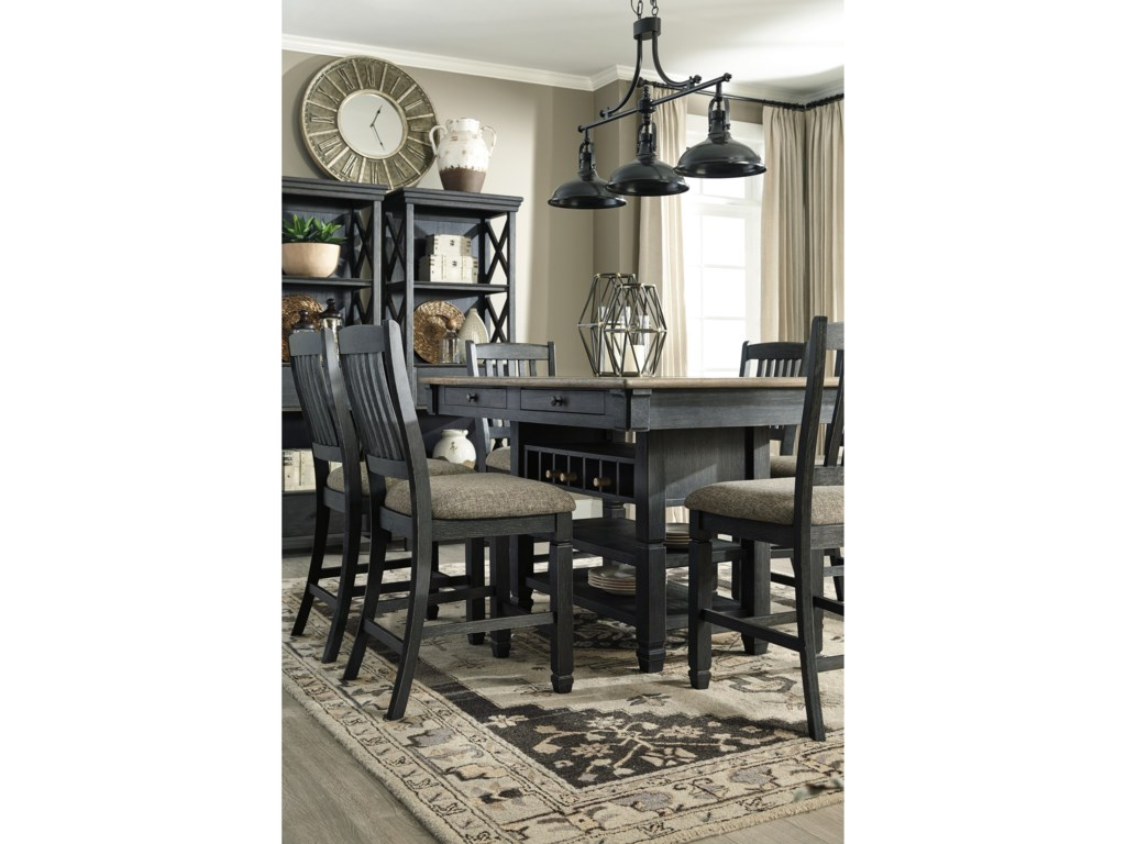 Ashley (Signature Design) Tyler CreekRectangular Dining Room Table