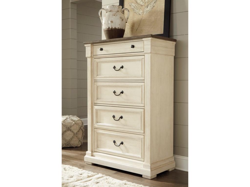 Signature Design by Ashley BolanburgFive Drawer Chest